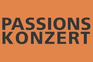 Passionskonzert 2017