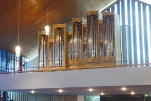 Orgelführung für Kinder am 27. Mai 2017