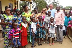 Fünfter Sonntagsflohmarkt in Möglingen zugunsten von Schulkindern in Madingou in Kongo-Brazzaville