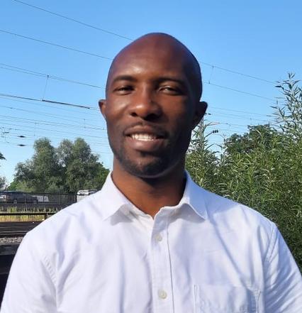 Pfarrvikar Francis Chukwudi Ihemeneke