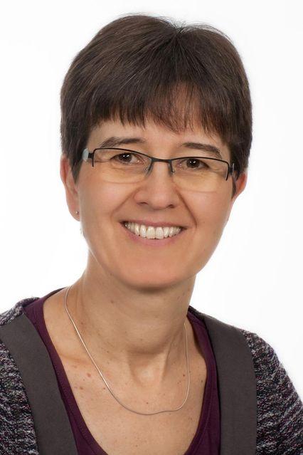 Gemeindereferentin Regina Wiendahl