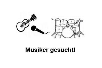 Musiker gesucht!