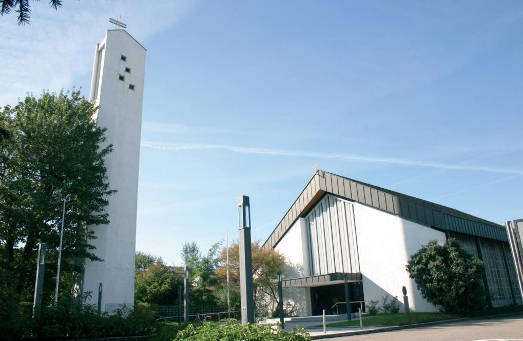 Kath. Kirche St. Joseph Münchingen