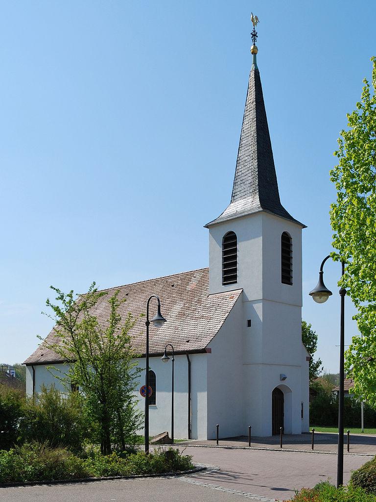 Evangelische Emmauskirche Kallenberg