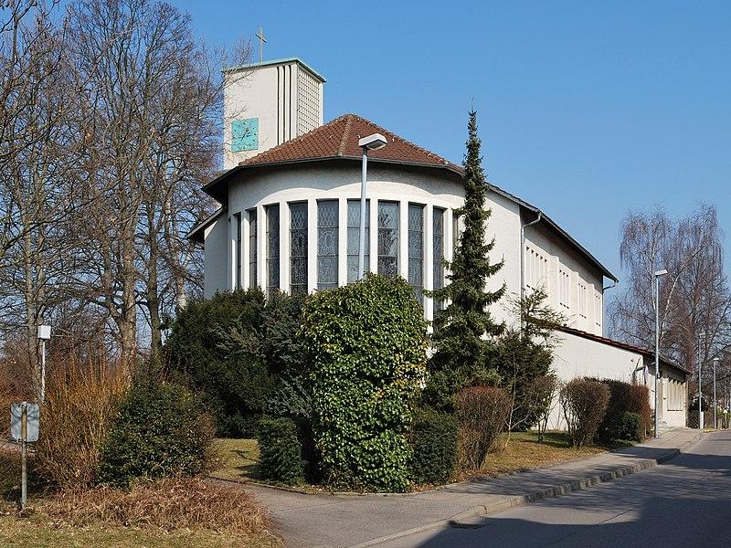 Kath. Kirche St. Johannes Evangelist Korntal